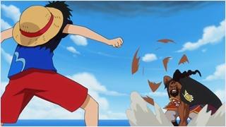ชูโซะ vs ลูฟี่