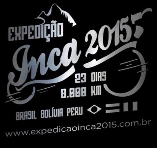 Expedição Inca 2015