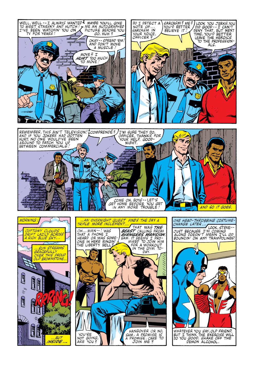 Captain America (1968) Issue #261 #176 - English 6