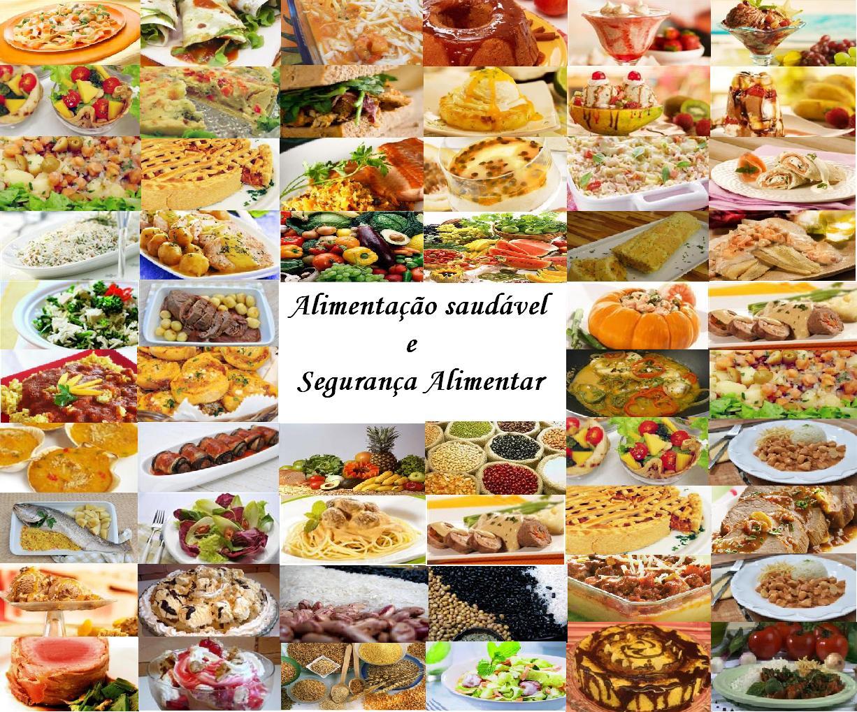 Alimentação Saudável e Segurança Alimentar
