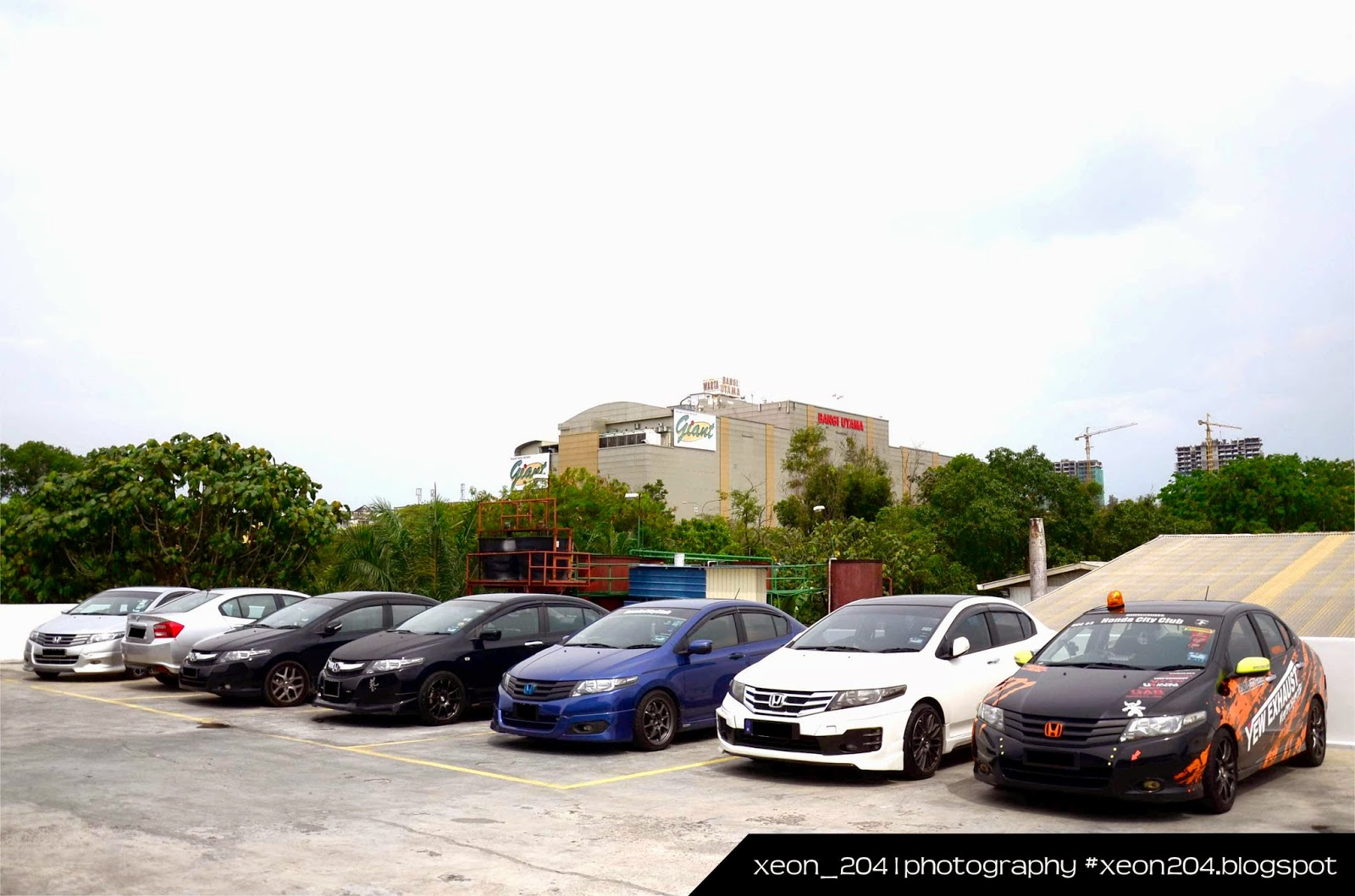 Honda City Club Malaysia Visit Global Amity Bangi 3S Center Selangor