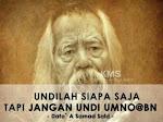 pesan Pak Samad...
