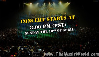 Watch ALI ZAFAR's Digital Concert Online