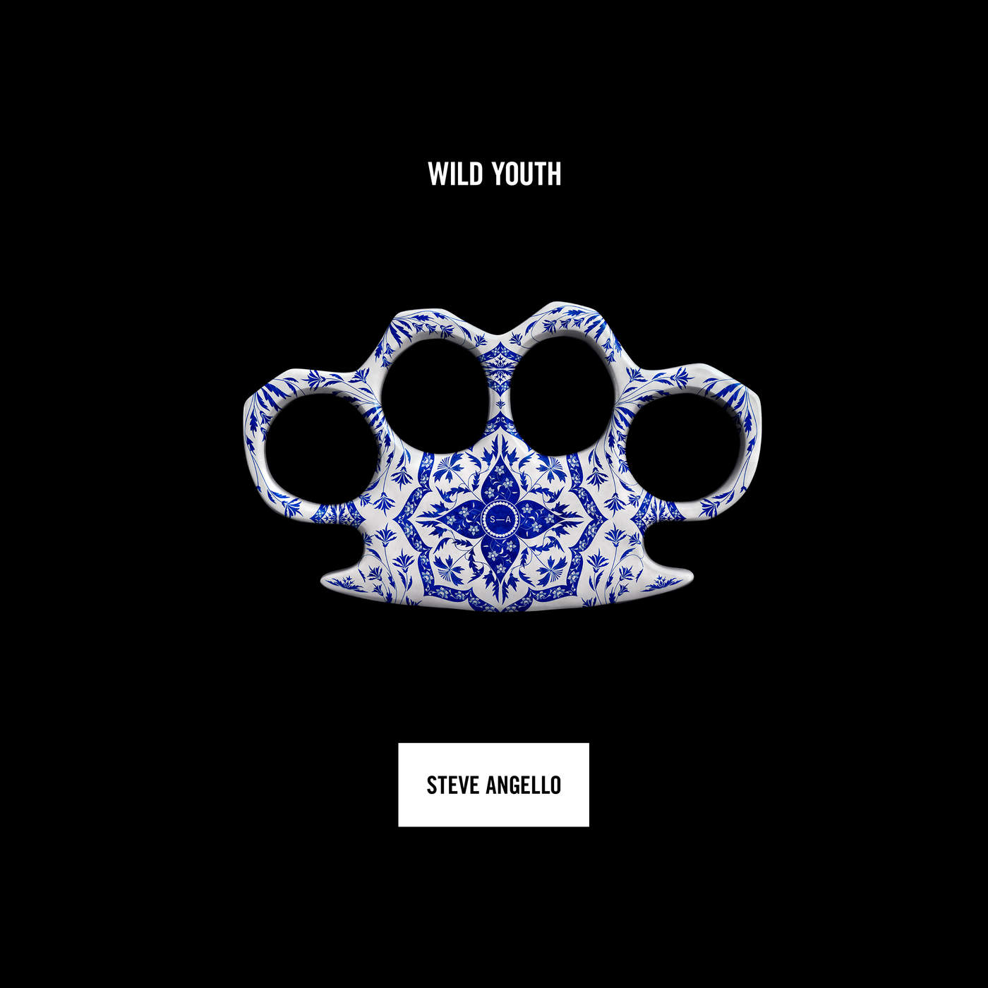 Steve Angello - Wild Youth Cover