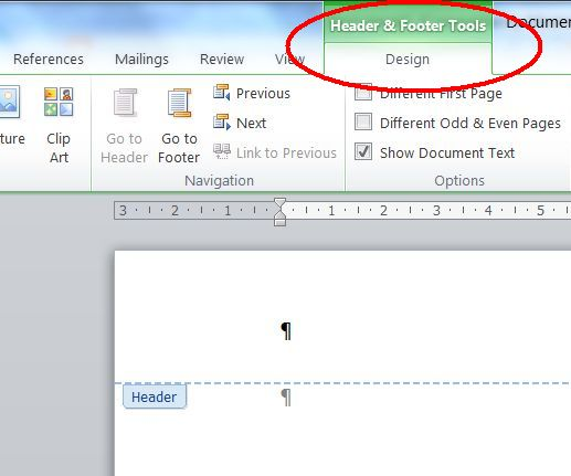 practical tips for ms office  insert filename in word 2010