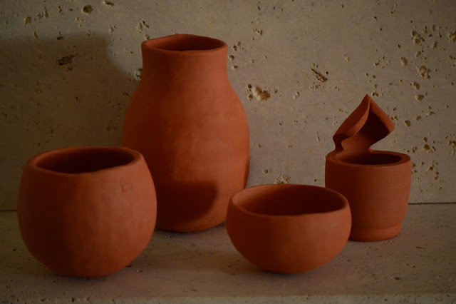 amy myers, the handmaker, handmaker's world, pottery, ceramics, coiled, traditional pottery