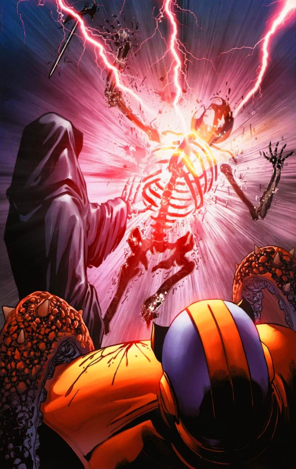 She S Fantastic Marvel Universe Mistress Death