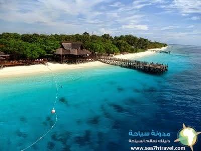 جزيرة سلينجان  الجميلة