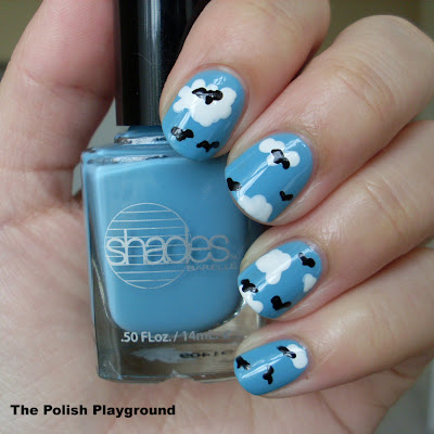 Hobby Polish Bloggers May Challenge - Beach Inspired
