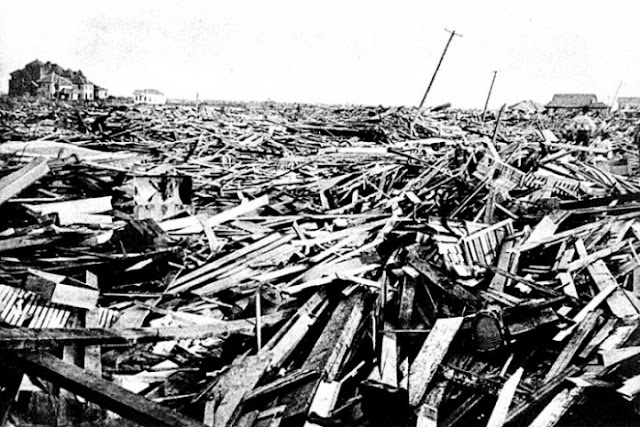 Hurricane Galveston – Sept. 8, 1900