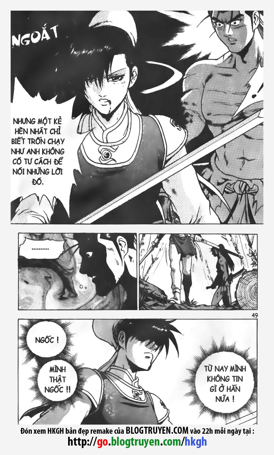 Hiệp Khách Giang Hồ chap 153 page 21 - IZTruyenTranh.com
