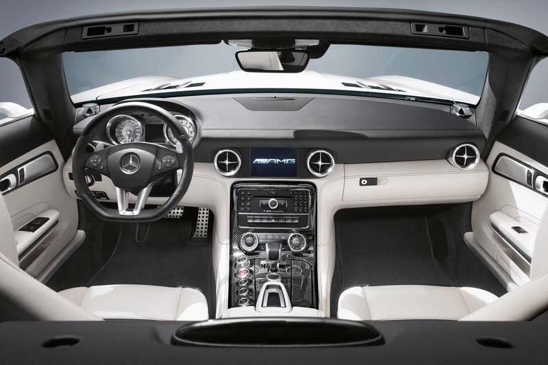 mercedes benz sls amg gt 2013 - Mercedes Benz Sls Amg Interior