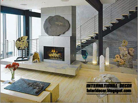 modern fireplace design, fireplace designs