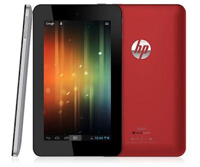 Spesifikasi dan Harga Tabet Murah HP Slate 7