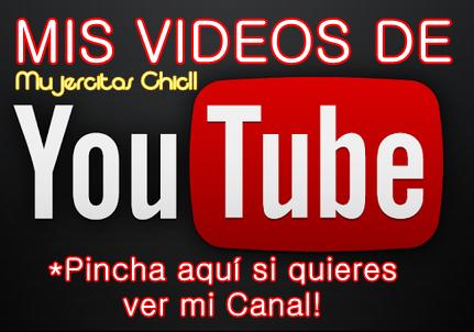 Mi canal Youtube!!