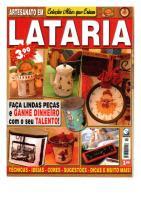 REVISTA ARTES EM LATARIA