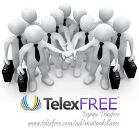 Venha fazer parte do Telex Free