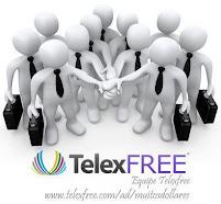 Venha fazer parte do Telex Free