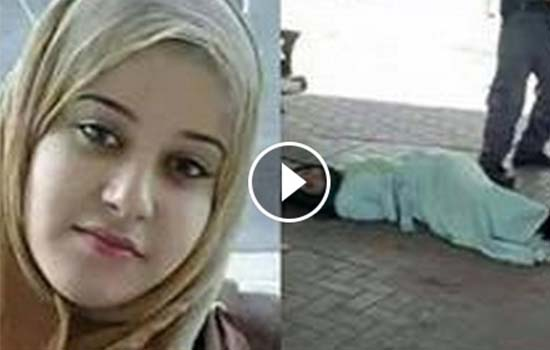 Inilah Cerita Sebenar Kenapa Tentera Israel Tembak Wanita Palestin