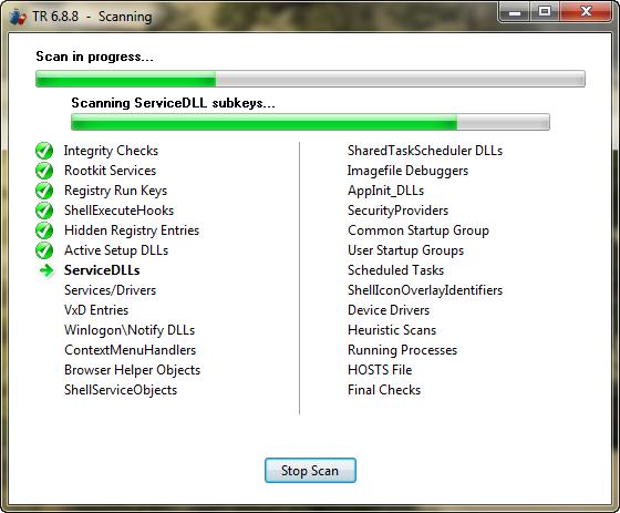Trojan Remover 6.8.8 Build 2623