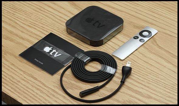 Apple TV India Unbox