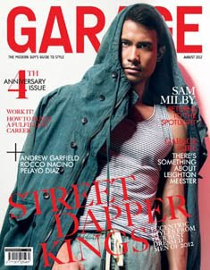 Men's Magazine : Garage