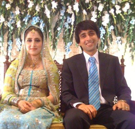 Sami Khan Wedding Pictures