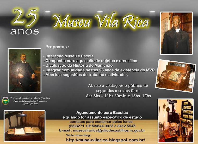 Museu Vila Rica