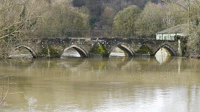 Barton Bridge in Bradford-on-Avon