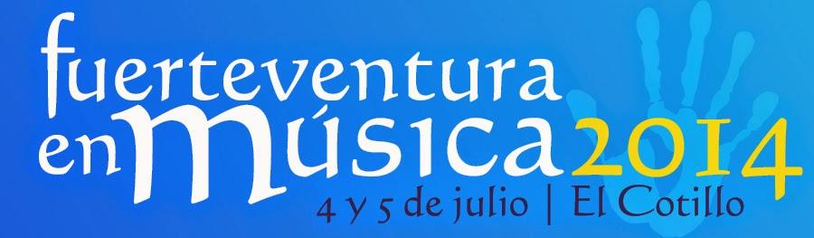Fuerteventura en Música