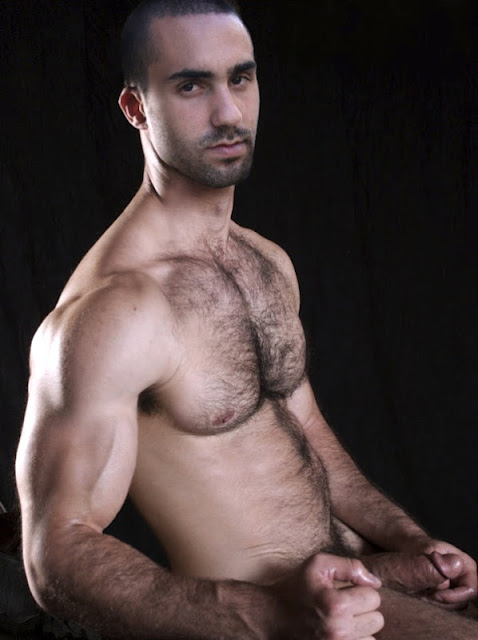 Hairy Men Man Beautiful Naked