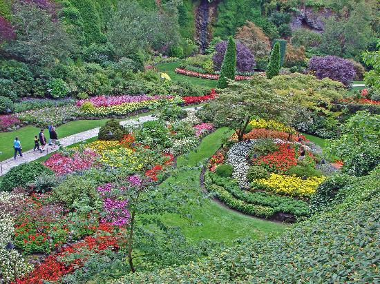 The Best Garden Butchart Gardens British Colombia Incredible Dot Com
