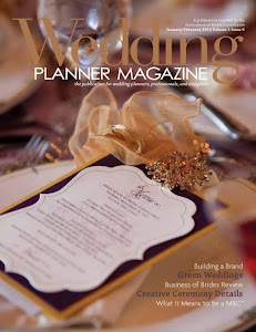 As Seen In Wedding Planning Magazine