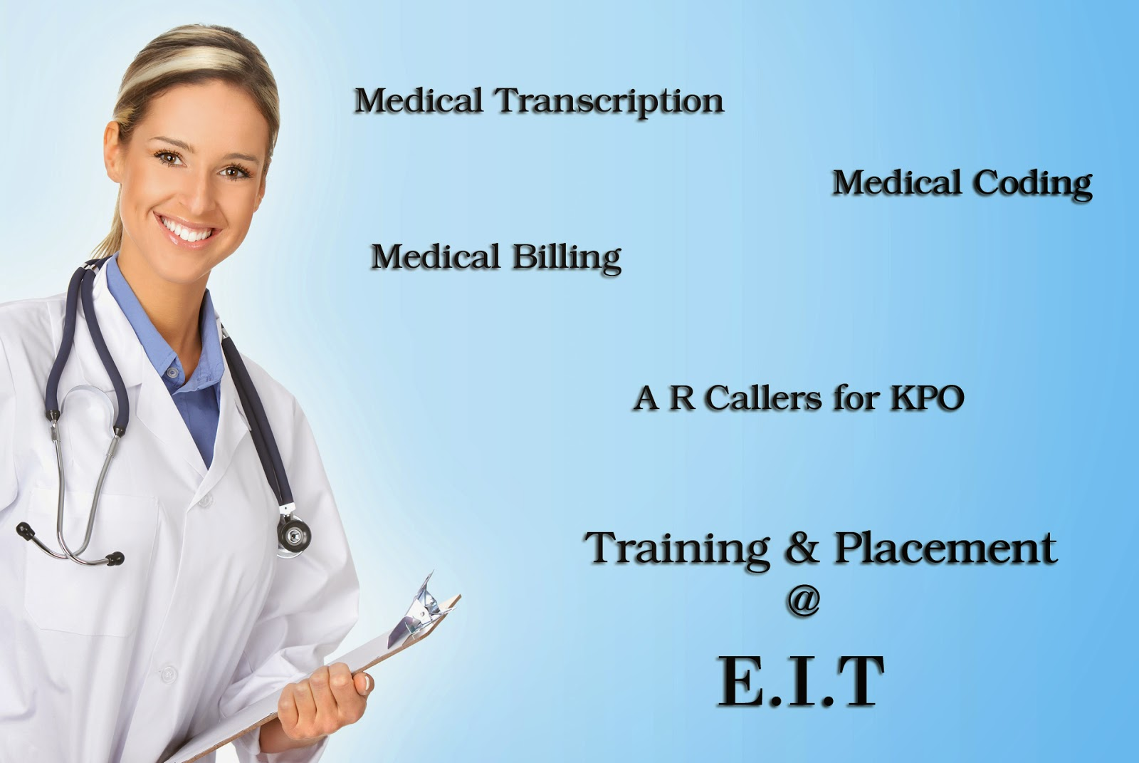 Medical Transcription Medical Coding Training Placement Eit