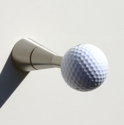 Insilvis GOLF, coat hook