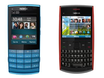 nokia x2-03. Buy a Nokia X2-01 or X3-02 and