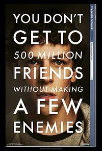 The Social Network trailer, Facebook