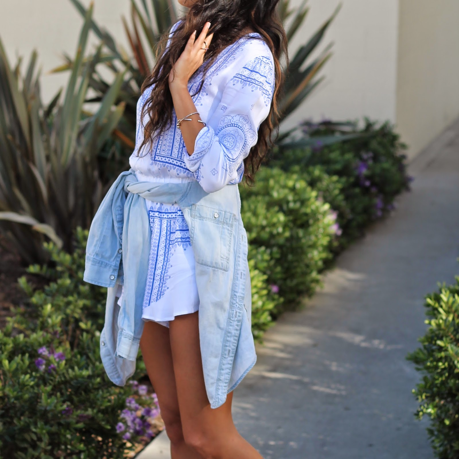 jetset diaries romper, how to style romper, romper for spring, warm weather outfit, los angeles style