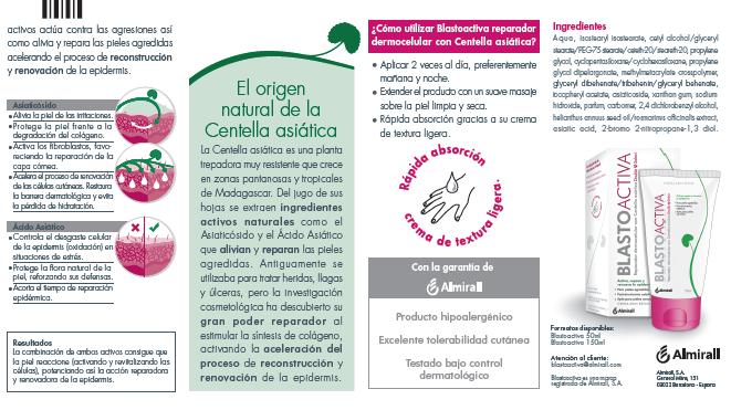 Blastoactiva Farmacia Torrens