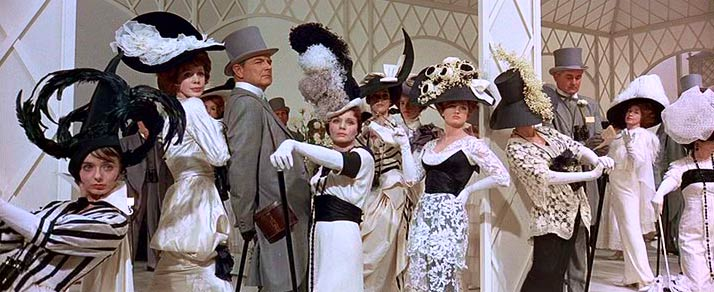 my fair lady analysis My fair lady quotes eliza doolittle: (singing) the rain in spain stays mainly in the plain eliza doolittle: the rain in spain stays mainly in the plain.