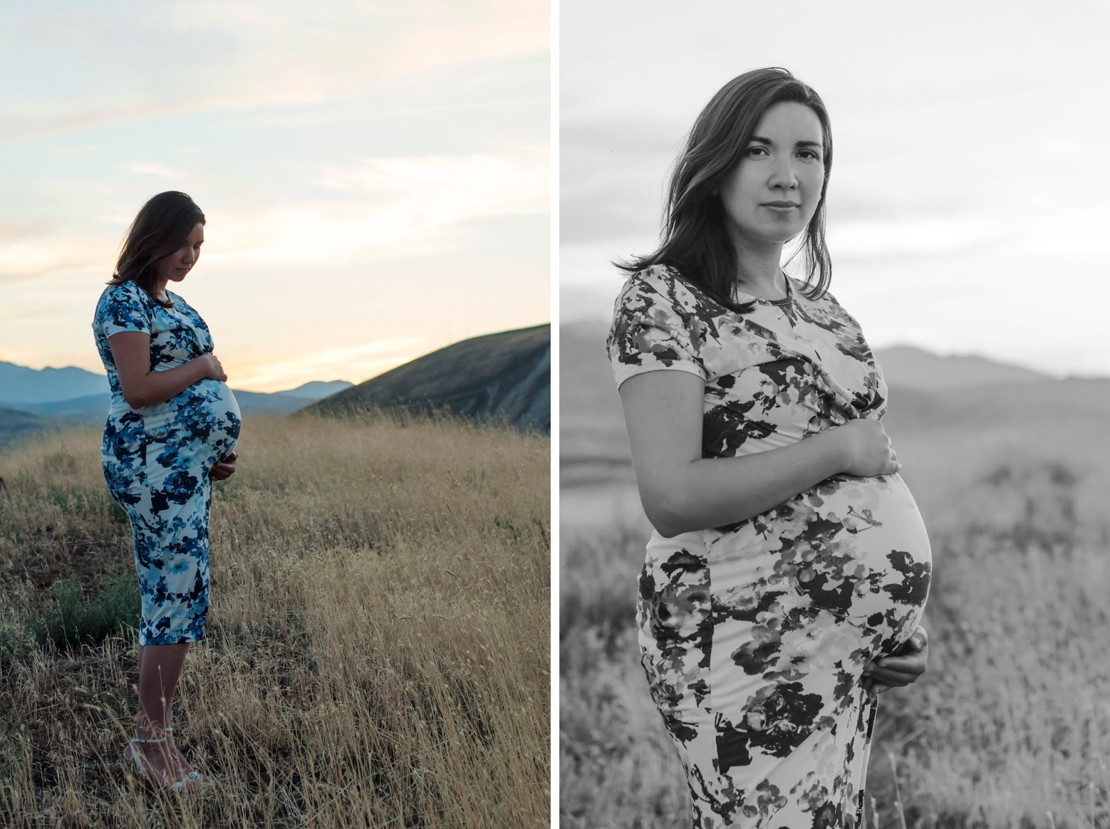 utah maternity session with J&H Photography