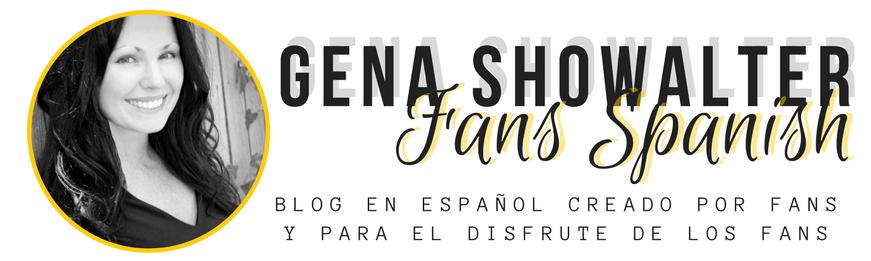 Gena Showalter Fans Spanish