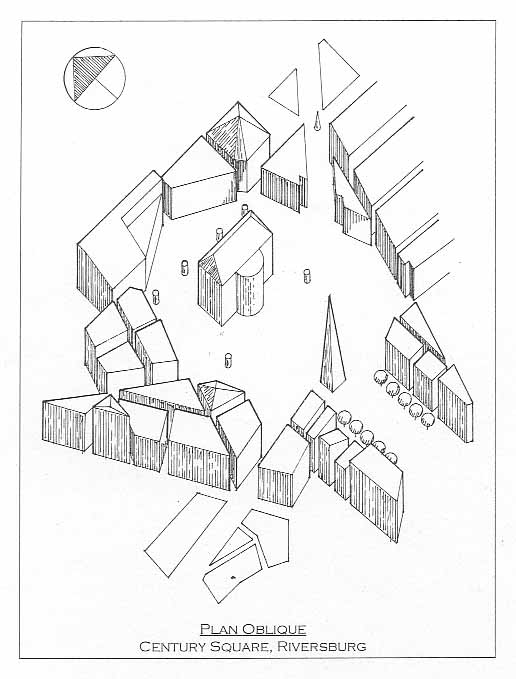 Architecture diagrams galleries architecture form space for Definition of form and space in architecture