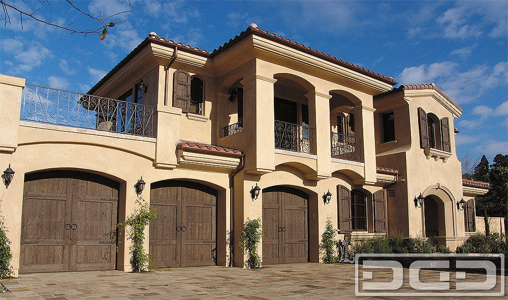 Garage Door Designs from Europe