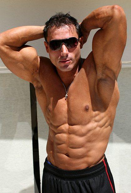 Gilberto Nestore Sexy Armpits