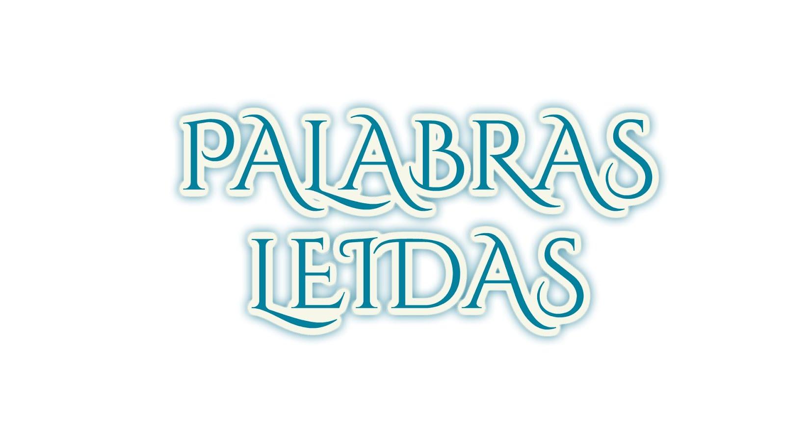 PALABRAS LEIDAS