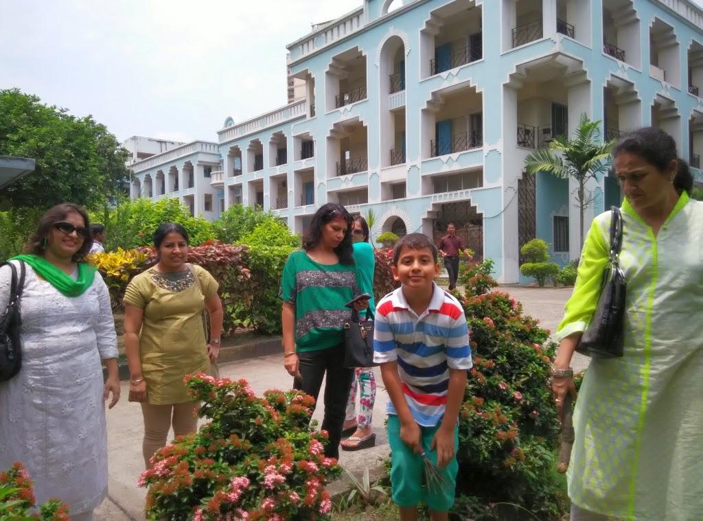 Tree planting by Inner Wheel Club Kolkata Metro Maidan