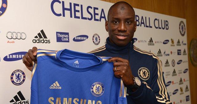 Demba Ba, nuevo refuerzo del Chelsea 2013
