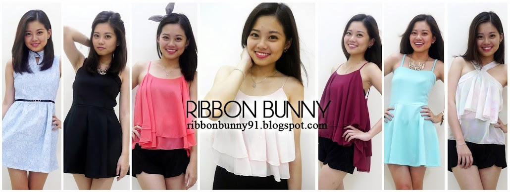 Ribbon Bunny