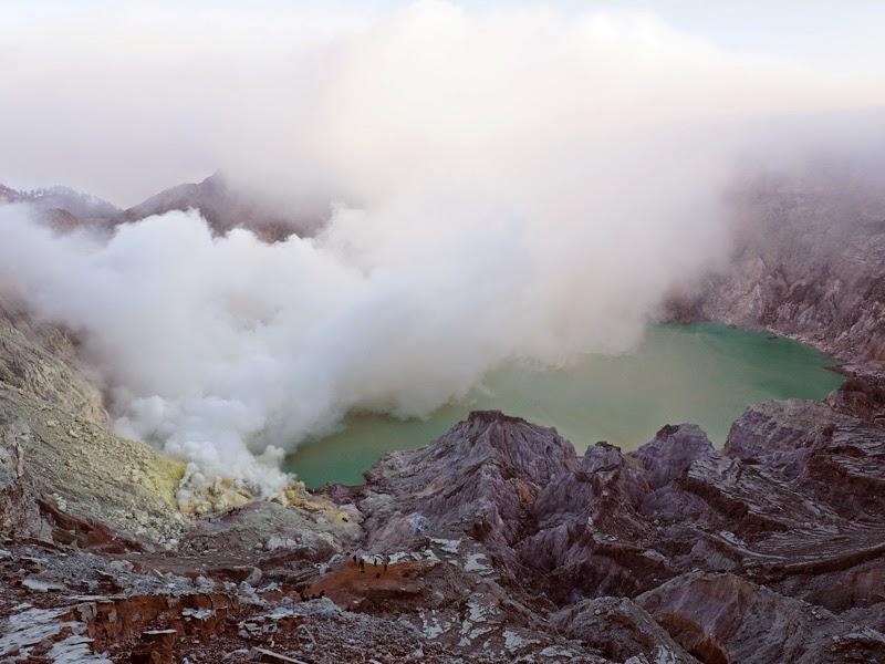 Volcán de Ijen